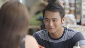 "JM Guzman in another scene from ""Tadhana."" He  likes creating good memories to replace the bad ones."
